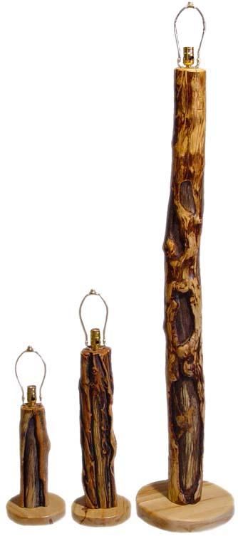 Williams log cabin furniture lamps lighting for Log cabin chandeliers