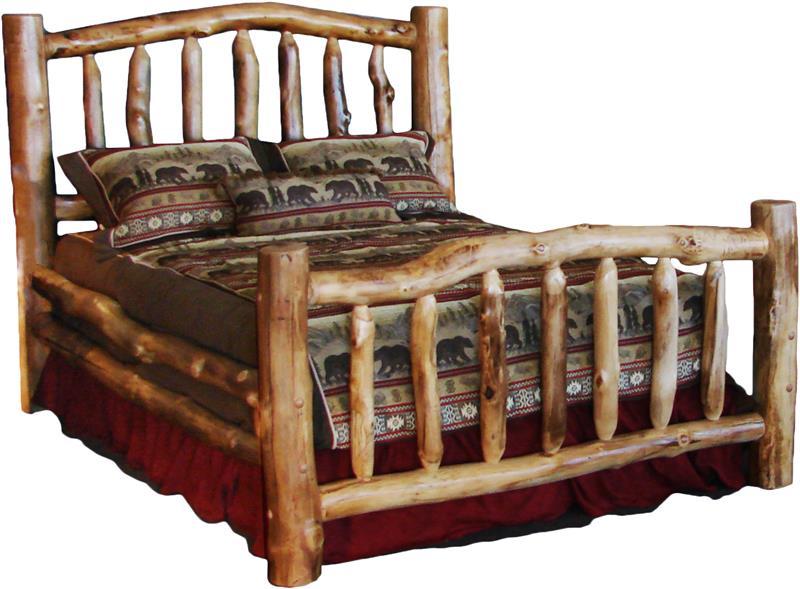 Williams Log Cabin Furniture Corral Beds